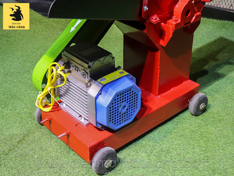bộ mô tơ máy băm cỏ
