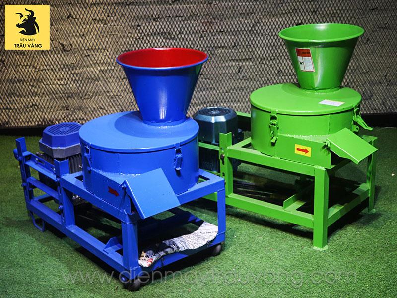 máy băm cỏ đa năng - máy băm rau bèo