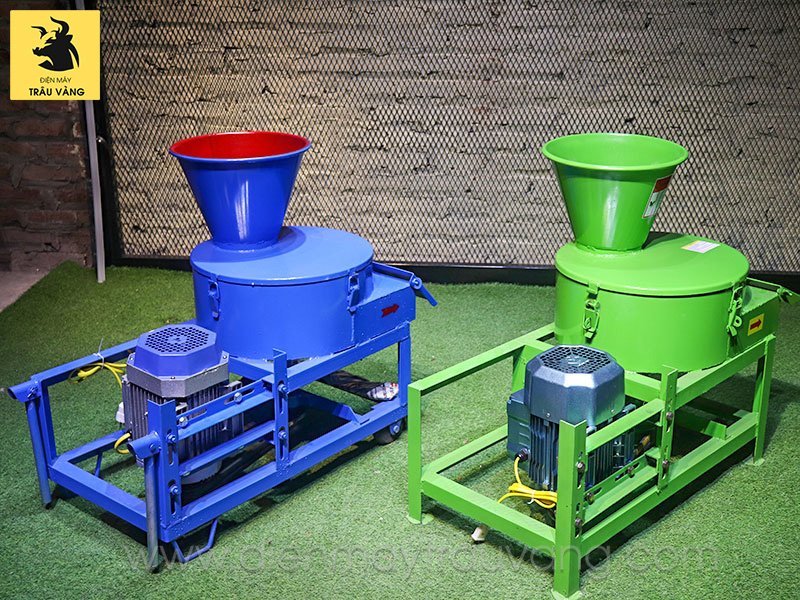 máy băm cỏ đa năng
