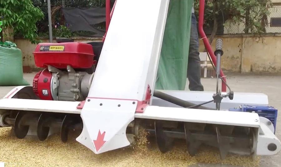 Máy hút hạt nông sản