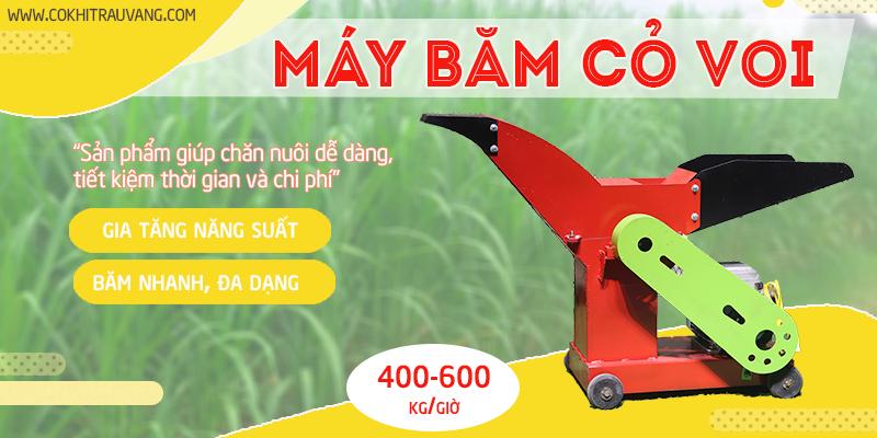 máy băm cỏ cho bò