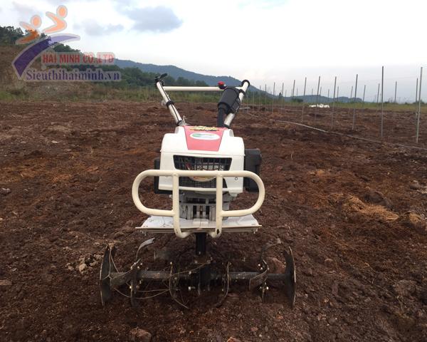 máy xới đất chống rung