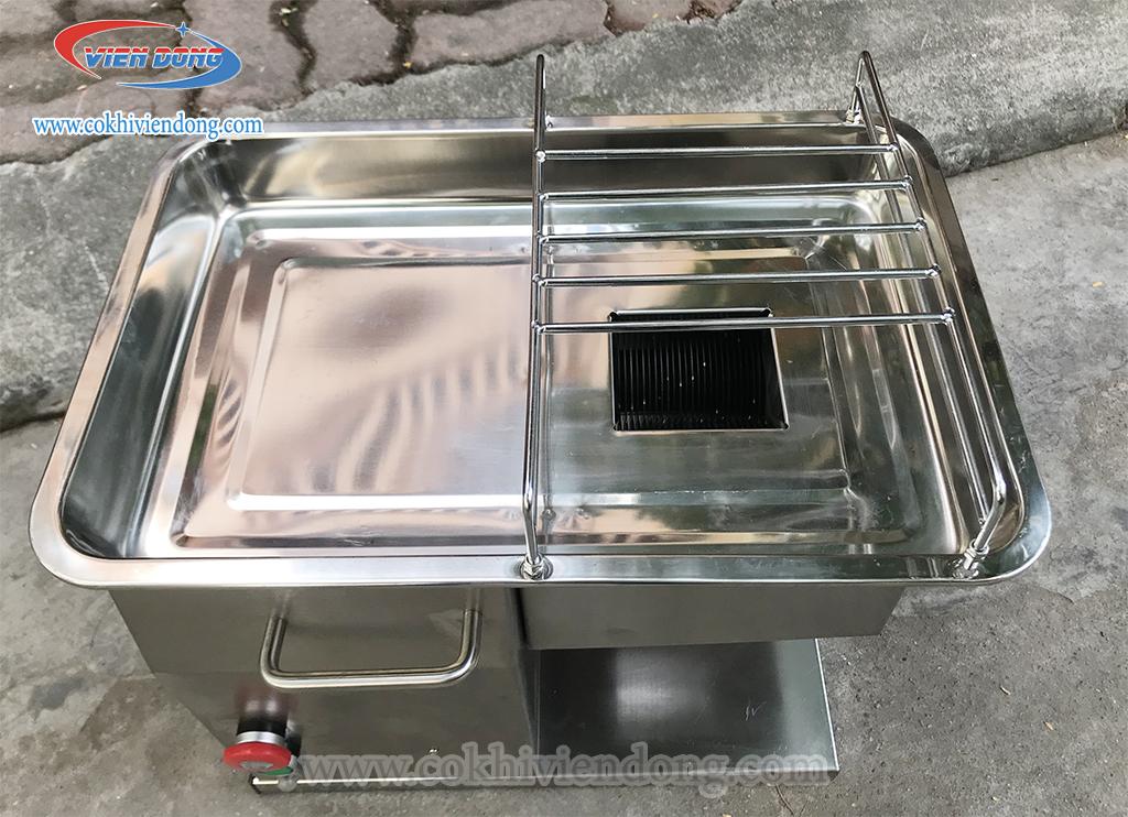 máy thái thịt QX 250