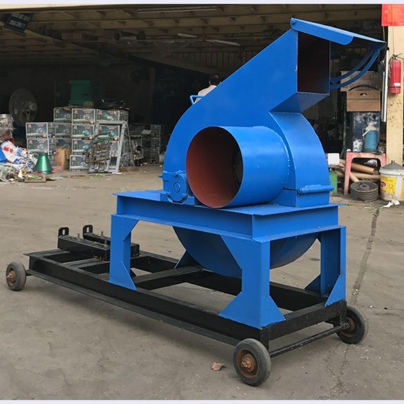máy băm chuois công nghiệp