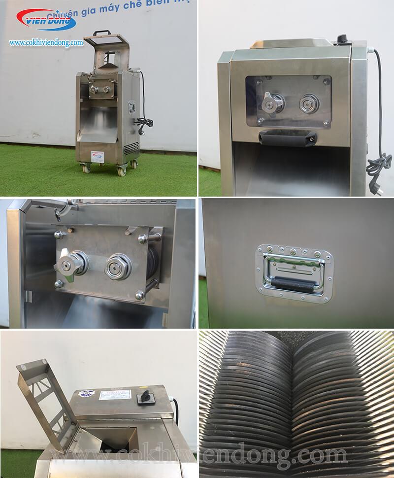 Máy thái thịt DQ-07
